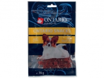 ONTARIO Snack Duck Dice Small dog