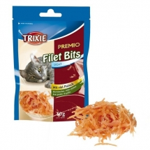 Premio FILET BITS Light - kuřecí filetky 50g