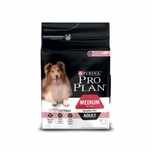 PRO PLAN® MEDIUM Adult Sensitive Skin 3 kg