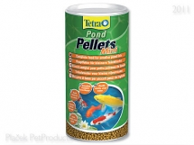 Tetra Pond Pellets small 1l