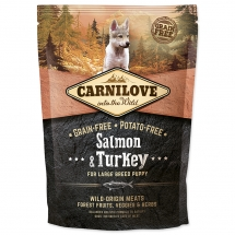 CARNILOVE Salmon & Turkey for Large Breed Puppy