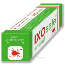 IXOsafe ANIMAL gel 10ml