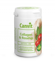 Canvit Natural Line Collaggen & Rosehip 180 g