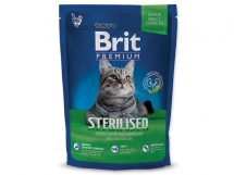BRIT Premium Cat Sterilised 300 g