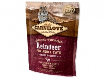 CARNILOVE Reindeer adult cats Energy and Outdoor 400 g
