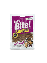 Brit Lets Bite Sharks