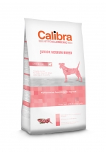 Calibra Dog HA Junior Medium Breed / Lamb & Rice