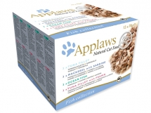 APPLAWS Fish Selection Multipack 12 x 70 g
