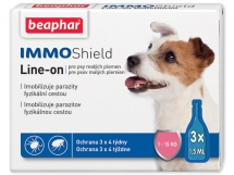BEAPHAR Line-on IMMO Shield pro psy S
