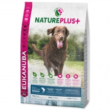 EUKANUBA Nature Plus+ Adult Large Breed Rich in Salmon
