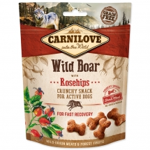 CARNILOVE Dog Crunchy Snack Wild Boar with Rosehips
