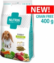 NUTRIN Complete Králík - GRAIN FREE - Vegetable