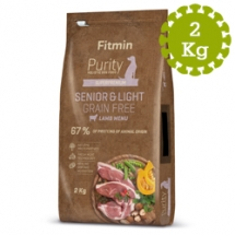 Fitmin Dog Purity GF Senior&Light 2 kg