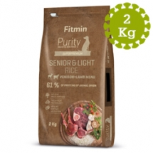 Fitmin Dog Purity Rice Senior&Light Veniso 2 kg