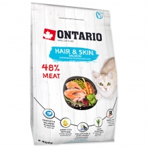 ONTARIO Cat Hair & Skin