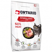 ONTARIO Cat Sterilised Lamb