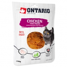 ONTARIO Chicken Thin Pieces 50 g