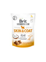 Brit Care Dog Functional Snack Skin&Coat Krill