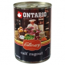 ONTARIO Culinary Calf Ragout with Duck 400g