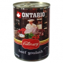 ONTARIO Culinary Beef Goulash 400g