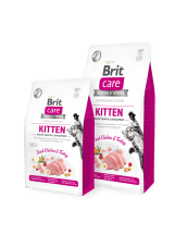 Brit Care Cat Grain-Free KITTEN HEALTHY GROWTH