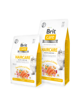 Brit Care Cat Grain-Free HAIRCARE HEALTHY AND SHINY COAT