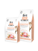 Brit Care Cat Grain-Free SENSITIVE HEALTHY DIGESTION AND DELICATE
