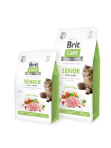 Brit Care Cat Grain-Free SENIOR AND WEIGHT CONTROL