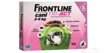 FRONTLINE®Tri-ACT Spot-on Dog XS