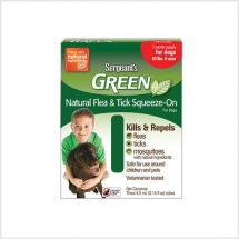 Sergeant's® Green Spot-On Dog do 12 kg